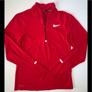 Men's Nike Running 1/4 Zip